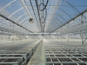 Seedling Greenhouse Stand