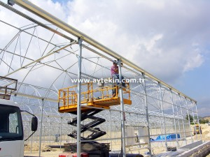 Greenhouse Construction systems