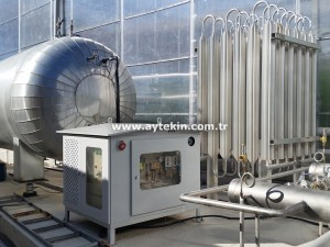 Greenhouse CO2 System Price
