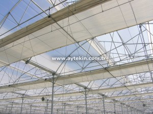 Greenhouse Energy Saving Screen Systems