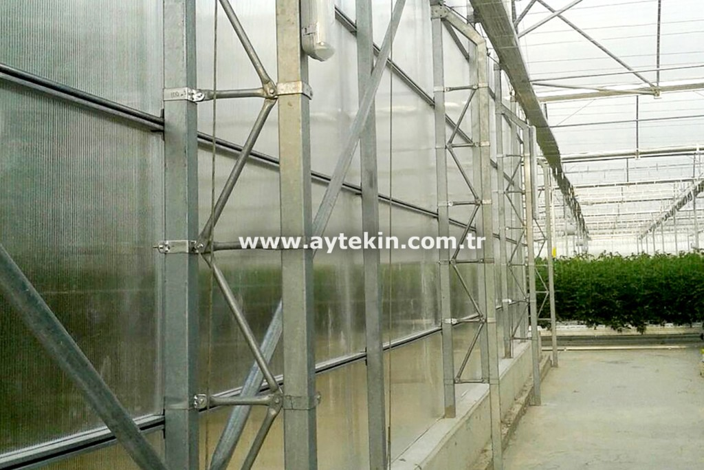 Greenhouse Construction Price