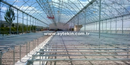 Greenhouse companies in Ankara