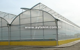Greenhouse Companies in Denizli