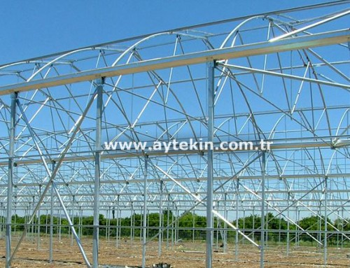 Flower Greenhouse Mersin