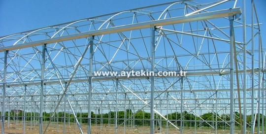 Greenhouse construction prices
