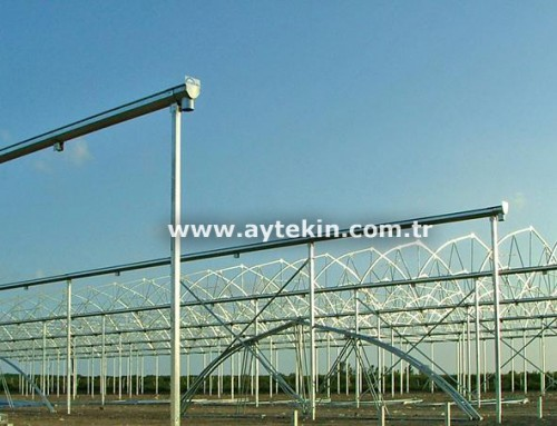Soilless Agricultural Greenhouse Adana