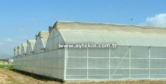 Affordable greenhouse construction